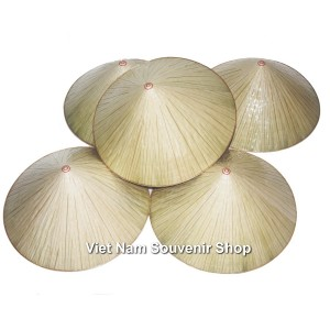 Set of 10 pcs NON LA Palm-leaf conical hat-Highest Quality-Handmade from Vietnamese