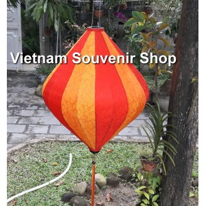 Big lanterns for events decoration -Hoi An silk lanterns for Wedding Decoration